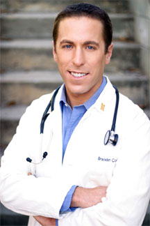 Brandon Colby, MD, CEO, Existence Genetics