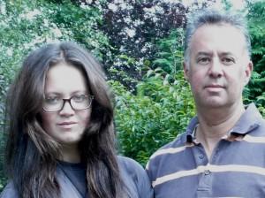 Jason and Isabel Maude